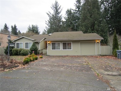 Puyallup Single Family Home For Sale: 13112 116th St Ct E
