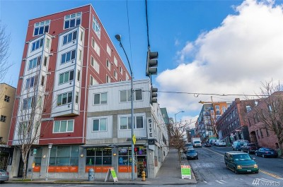 Seattle Condo/Townhouse For Sale: 2504 Western Ave #623