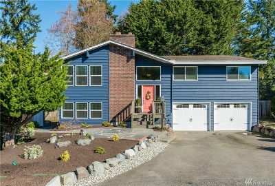 Edmonds Single Family Home For Sale: 1253 7th Place S