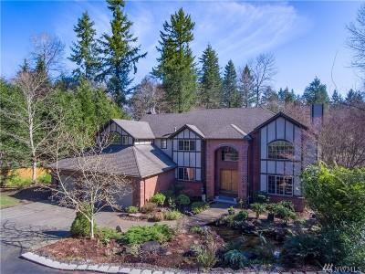 Redmond Single Family Home For Sale: 5424 266th Ave NE