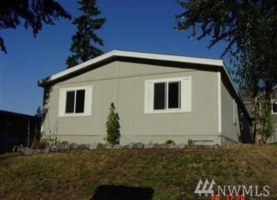 Graham Single Family Home For Sale: 20509 93rd Av Ct E #8