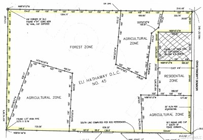 Residential Lots & Land Sold: Monroe Landing Rd
