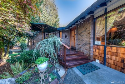 Lynnwood Single Family Home For Sale: 3328 167th Place SW