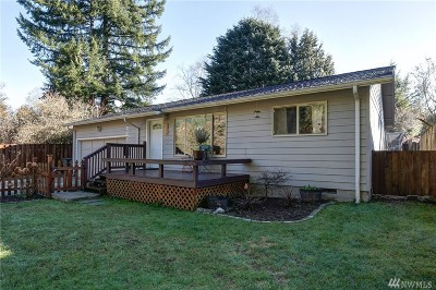 Sedro Woolley Single Family Home For Sale: 438 Hilltop Dr