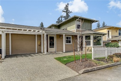 Issaquah Condo/Townhouse For Sale: 22480 SE 37th Terr