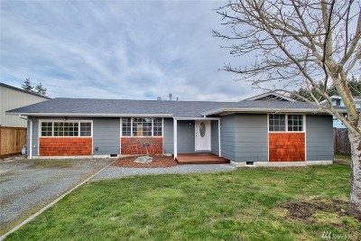 Anacortes WA Single Family Home Pending Inspection: $329,000