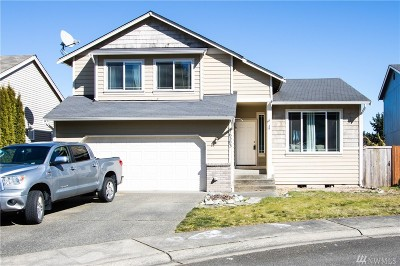 Puyallup Single Family Home For Sale: 16303 87th Ave E