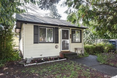 Seattle Single Family Home For Sale: 721 S Director St