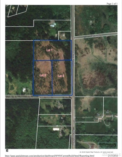 Clinton Residential Lots & Land For Sale: 6930 Cultus Bay Rd #Lot 3