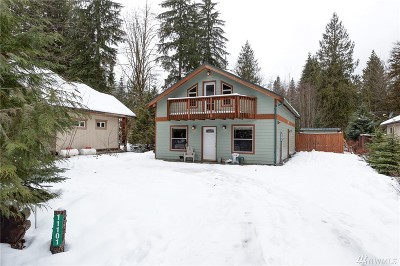 Glacier Single Family Home Sold: 11101 Welcome Rd