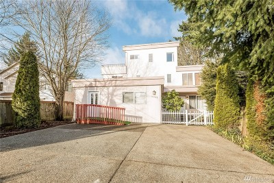 Burien Single Family Home For Sale: 13205 12th Ave SW