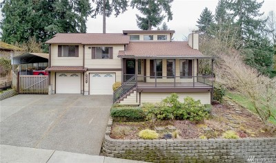Federal Way Single Family Home For Sale: 2521 S 367th Place
