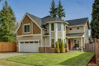 Kirkland Single Family Home For Sale: 13120 NE 104th St