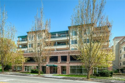 Condo/Townhouse Sold: 8760 Greenwood Ave N #N302
