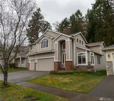 Olympia Single Family Home For Sale: 3228 Lady Fern Loop NW