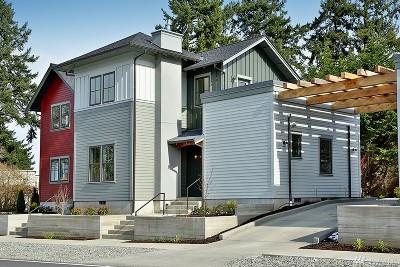 Single Family Home For Sale: 512 Cascade Ave #B