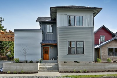 Single Family Home For Sale: 514 Cascade Ave #C