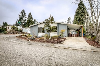 Bothell Single Family Home For Sale: 11832 NE 172nd St