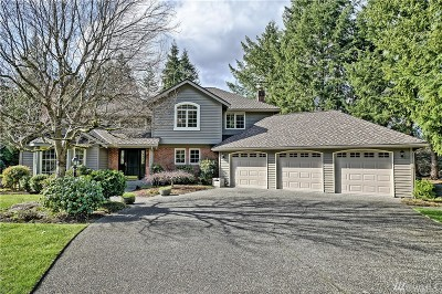 Bothell Single Family Home For Sale: 18606 28th Ave SE