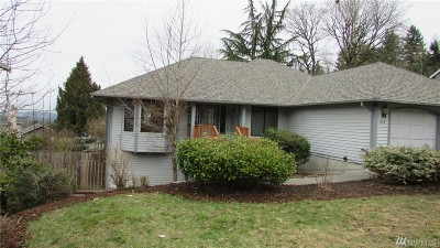 Lakeland Hills Single Family Home For Sale: 809 52nd St SE