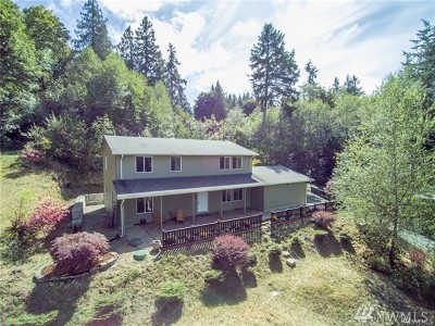 Shelton Single Family Home For Sale: 870 SE Kamilche Point Rd