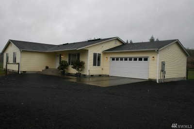 Onalaska Single Family Home For Sale: 1135 State Route 508