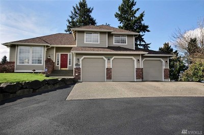 Renton Single Family Home For Sale: 2115 Jones Ave NE
