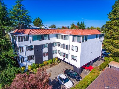 Seattle Multi Family Home For Sale: 730 N 85th St