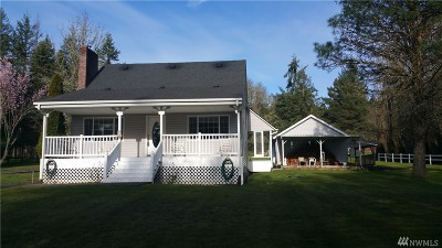 Chehalis Single Family Home For Sale: 2537 Jackson Hwy