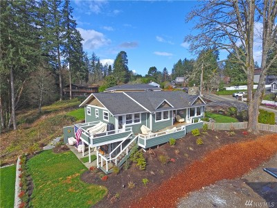 Gig Harbor Single Family Home For Sale: 4024 Burnham Dr