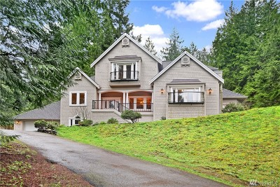 Issaquah Single Family Home For Sale: 24921 SE 146th St
