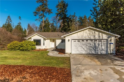 Coupeville Single Family Home Sold: 419 Mitchell Dr
