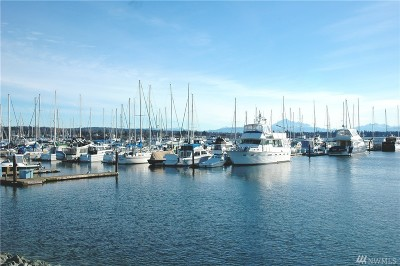 Blaine Condo/Townhouse For Sale: 9540 Semiahmoo Pkwy #C-28