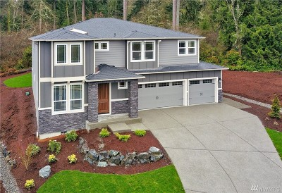 Steilacoom Single Family Home For Sale: 1113 4th St
