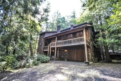 Shelton WA Single Family Home For Sale: $433,000
