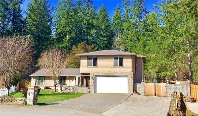 Snohomish Single Family Home Contingent: 21228 107th Ave SE