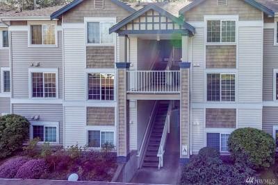 Issaquah Condo/Townhouse For Sale: 25235 SE Klahanie Blvd #A-204