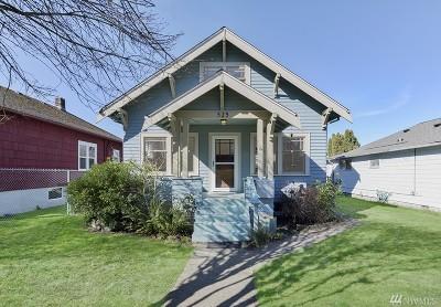 Renton Single Family Home For Sale: 525 Burnett Ave S