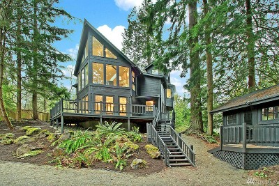 Woodinville Single Family Home For Sale: 18020 218th Ave NE