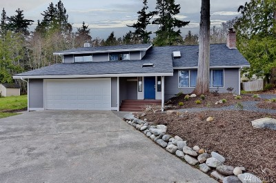 Port Ludlow Single Family Home For Sale: 90 Camano Lane