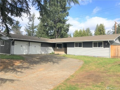 Lacey Single Family Home For Sale: 7642 10th Wy SE