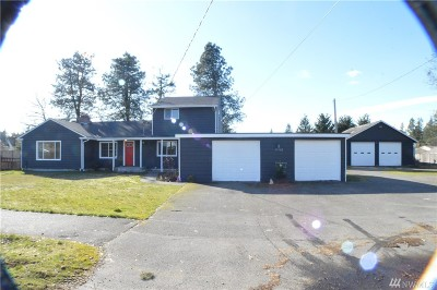 Spanaway Single Family Home For Sale: 17912 38th Ave E