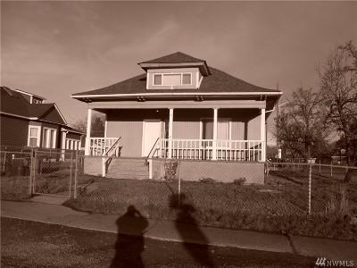 Single Family Home For Sale: 5427 S Alder St
