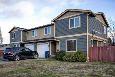 Everson Multi Family Home Sold: 804 Freda Ave #A & B