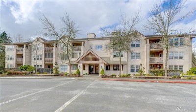 Issaquah Condo/Townhouse Contingent: 3941 226th Place SE #208