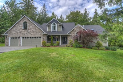 Olympia Single Family Home For Sale: 2400 65th Lane NW