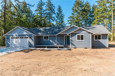 Single Family Home For Sale: 2350 Wellman Place