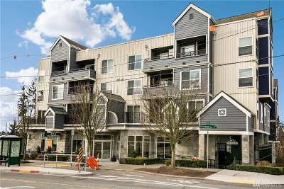 Condo/Townhouse Sold: 9057 Greenwood Ave N #202