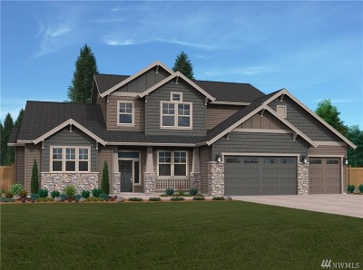 University Place Single Family Home For Sale: 7917 37th St Ct W #Lot 1