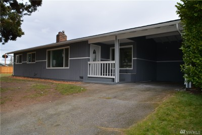 SeaTac Single Family Home For Sale: 18704 32nd Ave S